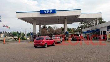 Asalto a YPF: