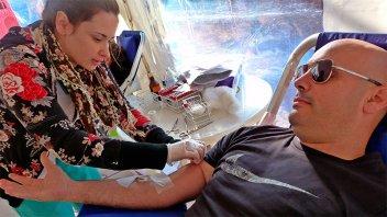 Día Mundial del Donante de Sangre: Habrá una colecta en plaza Mansilla