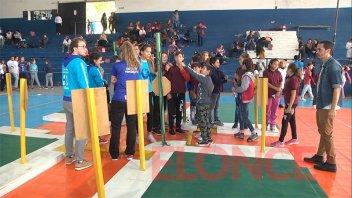 Se realizó en Paraná una actividad recreativa