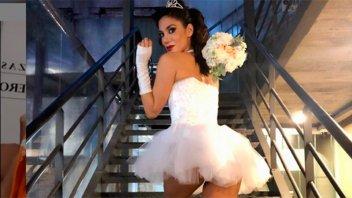 Nueva oportunidad: Silvina Escudero se reconcilió con su novio