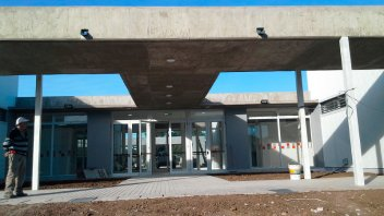 El edificio del CEMI registra un avance superior al 95 por ciento