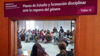 Universidades de Región Centro se reunieron en Paraná para debatir sobre género