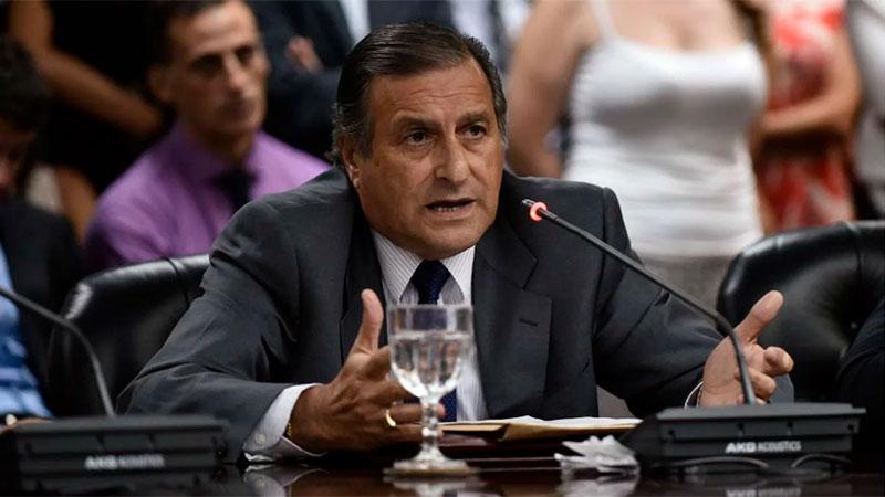 Angel Rozas anunció que no renovará su banca como senador nacional