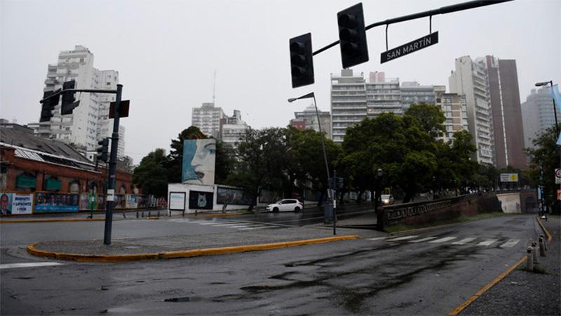 Apagón masivo: El corte de luz fue total en el país y también afectó a Uruguay