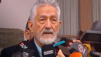 Tras su reelección, Rodríguez Saa decreto asueto en San Luis