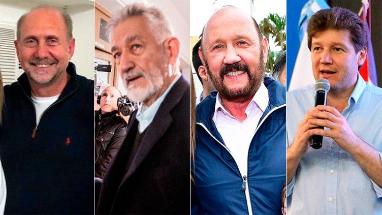Con el ojo en octubre, el Frente de Todos festejó triunfos en cuatro provincias
