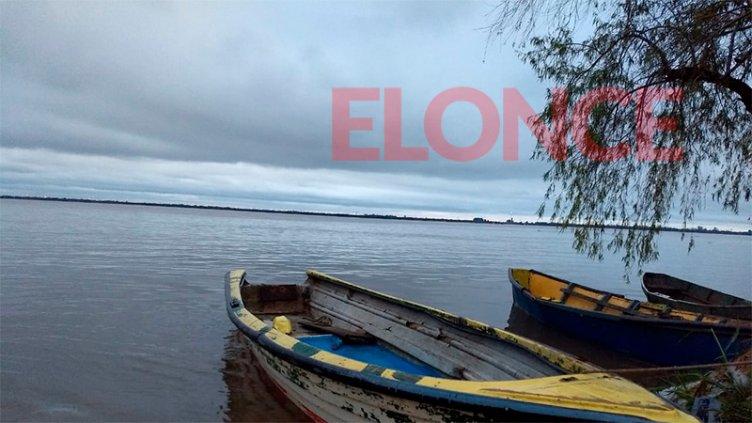Preocupación en Puerto Sánchez por la notable creciente del río Paraná
