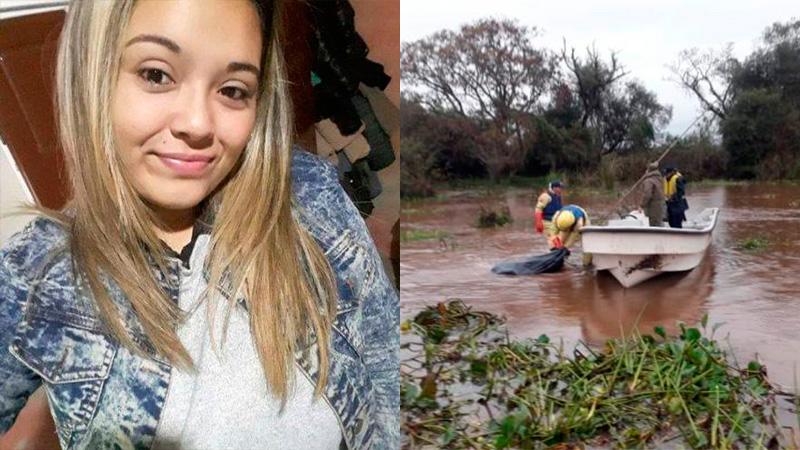 Triste: Confirman que el cuerpo mutilado es el de la joven desaparecida en Chaco
