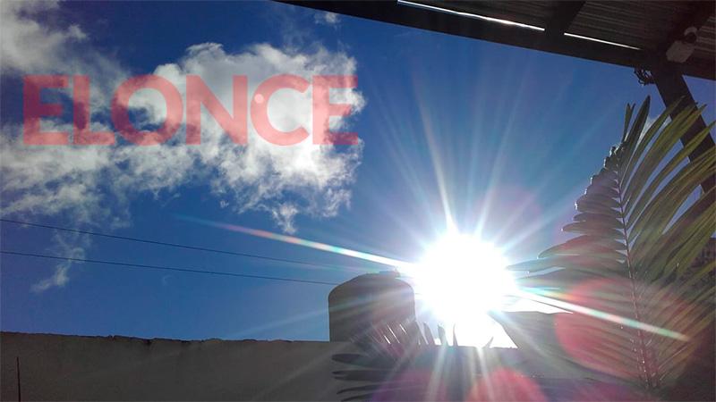 Volvió a asomar el sol en Paraná: Al menos hasta el viernes no llovería