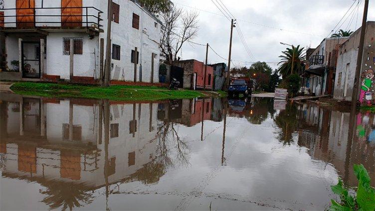 Crece el número de evacuados en Gualeguaychú: Fotos y video de la inundación