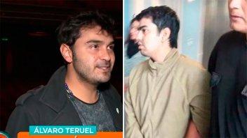 Álvaro Teruel reveló cómo fue el encuentro con su hermano Lautaro en la cárcel