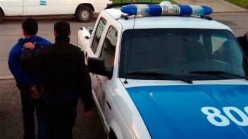 Asaltaron a taxista en Paraná: Atraparon al ladrón, pero quedó en libertad