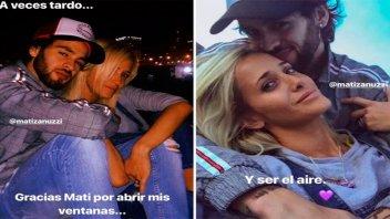 Julieta Prandi presentó a su nuevo novio: Es 17 años más joven que ella