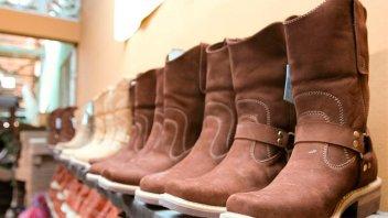 La producción de calzado cayó 11,4% en un año y el consumo bajó más del 17%