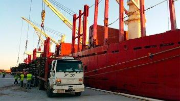 Destacan el crecimiento de Entre Ríos en las exportaciones nacionales