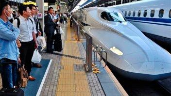 Una babosa provocó un caos ferroviario en Japón