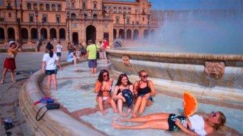 Temperaturas extremas: Europa en alerta por una ola de calor