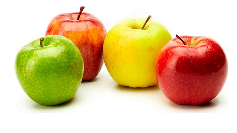 Resultado de imagen de manzanas