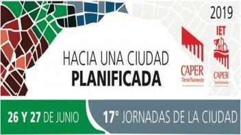 Este miércoles y jueves se realizan en Paraná las 17º Jornadas de la Ciudad
