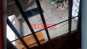 Ola de robos en una zona de Paraná: Sustrajeron ropa por $40.000 de un comercio