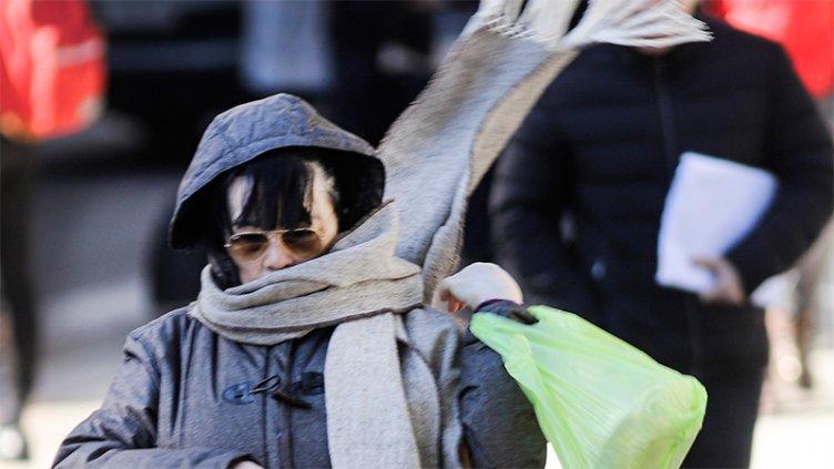 Alertan por vientos intensos para Entre Ríos y otras siete provincias