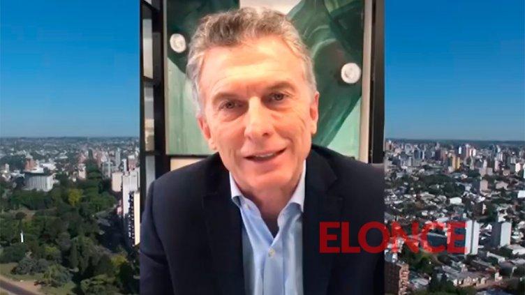 Videos: Macri saludó a Jorge Méndez y los paranaenses en el Día de la Ciudad
