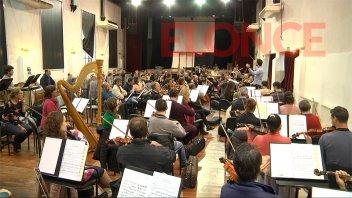 La Sinfónica provincial interpretará obras de Tchaikowsky