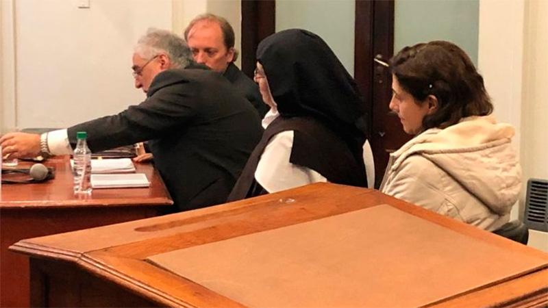 Juicio a la expriora de las Carmelitas en Nogoyá