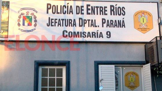Ladrones con antecedentes robaron en una casa: Un remisero facilitó su detención