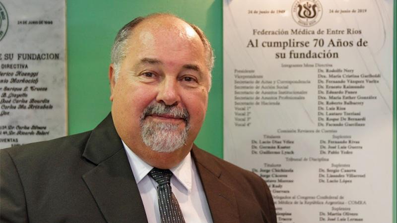 Rodolfo Nery (FEMER)