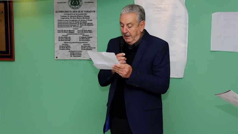 Víctor Lozze (ACLER)