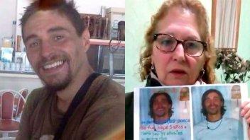 Madre insiste en la búsqueda de su hijo: Se fue hace cinco años y no regresó