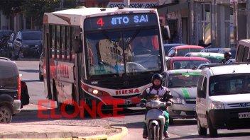 Se levantó el paro de colectivos: Salen a la calle tras cinco días sin servicio