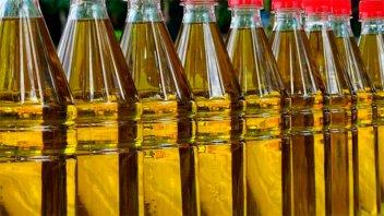 Prohíben la venta de dos aceites de oliva y un maní tostado con cáscara