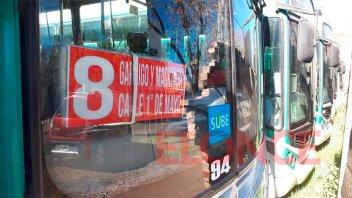 UTA confirmó que este lunes tampoco habrá servicio de colectivos urbanos