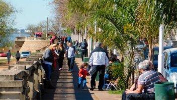 Se incrementó la afluencia de turistas en Entre Ríos respecto al año pasado