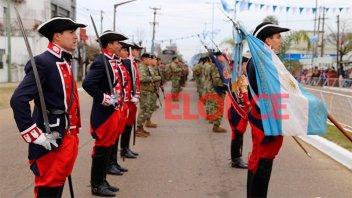 Aniversario de la Independencia: Transmisión de desfiles en Paraná y Concordia