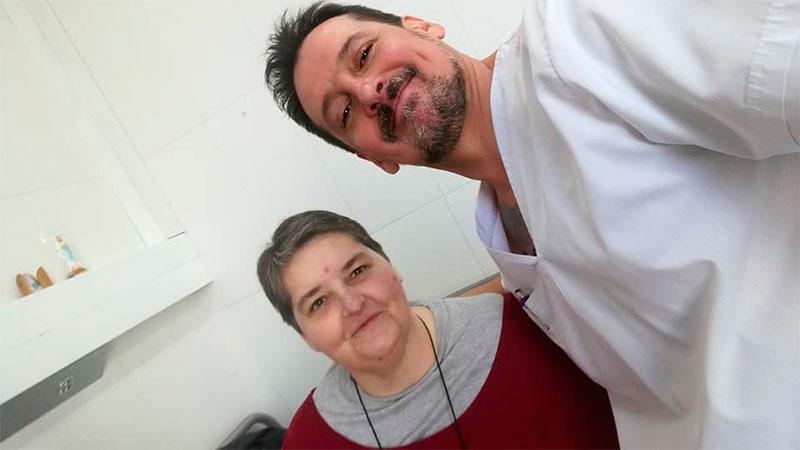 Facebook María Inés Meroi