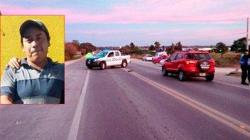 Identificaron al hombre que perdió la vida tras ser embestido por una camioneta