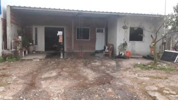 Detuvieron a un sujeto denunciado por incendiar la casa de su ex pareja