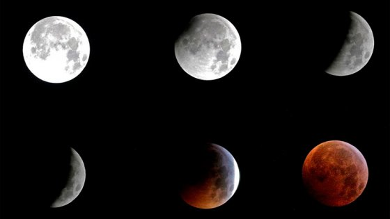 Todos los detalles para ver el eclipse lunar: Recién se repetirá en 2021
