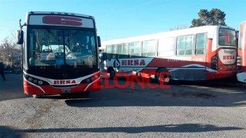 ERSA y Mariano Moreno cambian los horarios de las líneas de colectivo