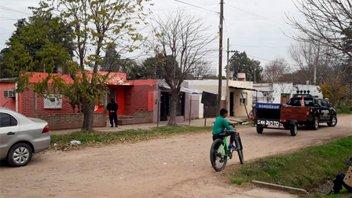 Entrerriano fue hallado muerto en San Justo y detuvieron a sus familiares