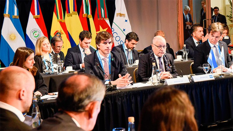 Mercosur-UE: Faurie destacó el
