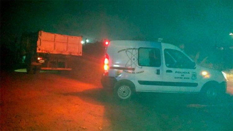 Grave siniestro en Concordia: una niña murió al ser aplastada por un camión
