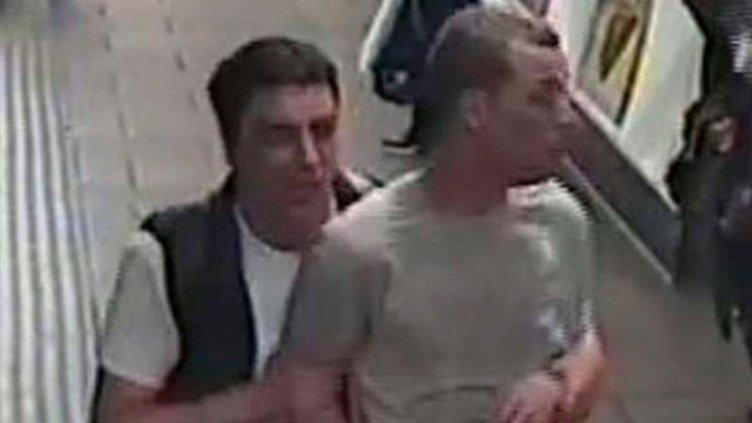 Alarma en Londres: lanzan gas tóxico en el subte y buscan a dos sospechosos