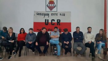 Kisser y la Lista Futuro Entrerriano recorrieron Gualeguay