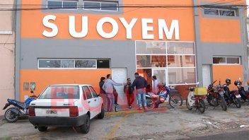 A pedido de Suoyem, trabajo convocó al Municipio y trabajadores