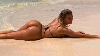 Sol Pérez deslumbró con imágenes de sus vacaciones en las playas mexicanas