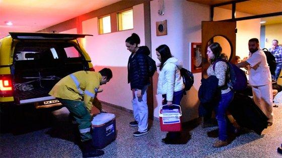 Donación de órganos en clínica Crespo beneficia a pacientes en lista de espera